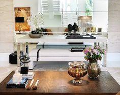 Dicas de como usar espelhos na decoração – Quitete Faria