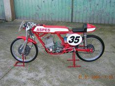 Aspes prototipo racer disco rotante