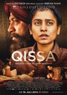 Qissa [20-Feb-2015] Genres: #Drama, #Fantasy Lead Actors: Irrfan Khan, Tillotama Shome, Tisca Chopra Director: Anup Singh