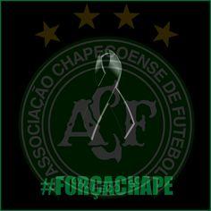 #FORÇACHAPE #LUTO #PAZ