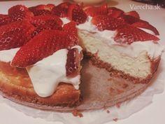 Kokosový cheesecake - Recept