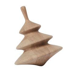 Spruce snurrebass fra Kristina Dam. Dette er en eksklusiv variant av det klassiske leketøyet, som fu...