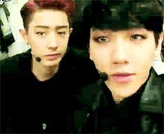Section TV 140511 : Synchronized Chanyeol and Baekhyun (3/3)