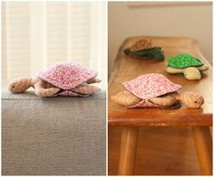 Peekaboo Turtle : free pattern !! too cute !