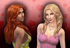Lana CC Finds - Valentine Gift Hair by Kiara24