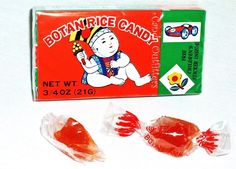BOTAN RICE CANDY - TRADITIONAL JAPANESE CANDIES - 1 BOX - Nostalgic Treat #importcandy