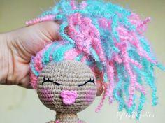 Free Amigurumi Mermaid Patterns : Cute crochet mermaid free amigurumi pattern crochet toys