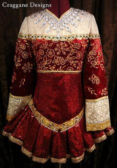 Craggane Designs Irish Dance Dresses | Storybook