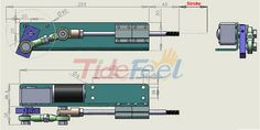Buy 12V 50mm Linear Actuator Reciprocating Motor for DIY Design DC Worm Gear Motor at online store