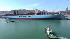 Construccion del Maersk 3e
