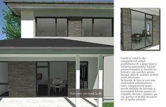 Casele se vând la alb, cumpărătorul având posibilitatea de a alege tipul si calitatea materialelor folosite pentru finisajele și dotarile interioare: uși, parchet, gresie, faianță, obiecte sanitare și tipul scării interioare. În funcție de faza în care este contractata achiziționarea casei, cumpărătorul poate decide detaliile de execuție și materialele folosite pentru instalațiile electrice, sanitare, pavaj, garduri si modul de colectare al apelor pluviale. Garage Doors, Outdoor Decor, Home Decor, Decoration Home, Room Decor, Carriage Doors, Interior Decorating