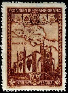 Sevilla Prounión Iberoamericana - 1930
