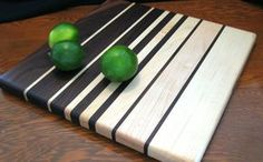 Fibonacci Cutting Board - Perfect for the geek in your life! (I've personally used this seller, and he's so courteous and professional!)