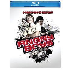 Amazon.com: Angry Boys [Blu-ray]: Chris Lilley, Deborah Jones, Greg Fairall: Movies & TV