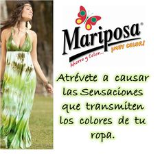 Colorantes Mariposa, El Color en todos tus sentidos !!!