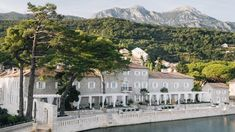 Overlooking Kotor Bay, Lazure Hotel & Marina offers luxury accommodations, mi from Herceg Novi. The resort features 3 restaurants and a wine bar. Best Hotel Deals, Best Hotels, Small Spa, Terrace Restaurant, Hotels And Resorts, Luxury Hotels, Hotel Spa, Holiday Destinations, Architecture
