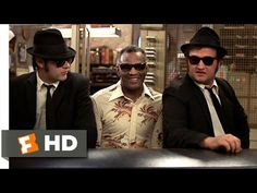 The Blues Brothers (4/9) Movie CLIP, feat Ray Charles - Shake A Tail Feather (1980) HD - YouTube