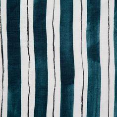 Painted Stripe Marine & Black: Remodelista