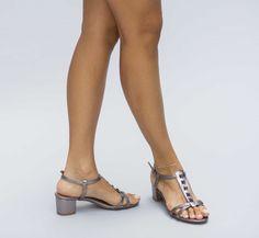 Sandale Jojo Gri