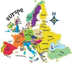 Zapach słów pisanych: Europa