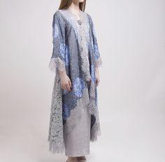 Kebaya Lace, Kebaya Hijab, Kebaya Dress, Kebaya Muslim, Batik Kebaya, Model Dress Batik, Batik Dress, Dress Brokat, Kebaya Brokat