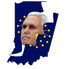 Pence and the Indiana Legislature were warned by 30 expert law professors - Read the letter. Pass it around. Pence knew exactly what this bill meant, who it was targeting, and how it would be interpreted. He threw the whole state under the bus. Many of us here, including the Indianapolis Star, believe he has done this because he has ambitions to be president. Never let that happen.
