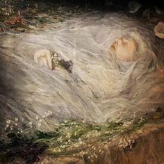 Victoria on her deathbed