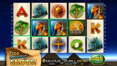 "Online Video Slots ""Slots - Pharaoh's Way"" Game Review"