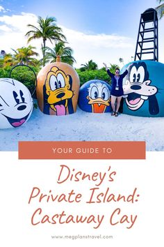 Everything you need to know about Disney's private island, Castaway Cay.  Accessible only by Disney Cruise Line ships, this family-friendly island is an oasis for kids and parents alike! Read more to see what a day on the island is like! Friendly Islands, Free Postcards, The Castaway, Beach Toys, Boat Rental, Disney Cruise Line, Free Travel, Sandy Beaches, Kids And Parenting