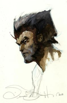 Wolverine by Simone Bianchi *