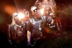 New-Metal-Media präsentiert die Konzerte von 9mm