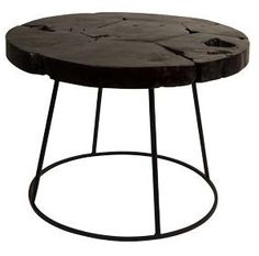Buy the Dutchbone Kraton Side Table in Solid Teak Wood today! FREE Delivery and a Price Match Guarantee. Black Side Table, Indoor Outdoor Furniture, Coffe Table, Recycling Bins, Teak Wood, Wow Products, Best Interior, Interior Design, Solid Wood