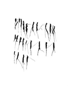 Bilderesultat for artist jan groth Art Database, Mark Making, Minimal Fashion, Minimalism, It Works, Abstract Art, Artsy, Hair Accessories, Black And White