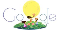 Lotte Reiniger's birthday Google Doodles, Doodle 4 Google, Mid Autumn Festival, Holiday Festival, Happy National Day, Vietnam Holidays, Famous Artists, Art Google, Happy Mothers Day