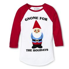 Gnome for the Holidays Graphic Tee