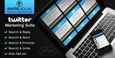 Twitter Marketing Suite - Automation Tools for Business & Marketers