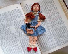 Dorothy and Toto of Kansas Bookmark