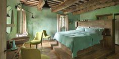 Monteverdi, Castiglioncello del Trinoro, near Sarteano, Tuscany Hotel Reviews Monteverde, Studio Room, Modern Bedroom, Two Bedroom Suites, Bedrooms, Garage Guest House, Luxury Rooms, Wood Parquet, Hardwood Floor