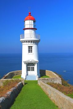Eocheongdo lighthouse [1912 - Eocheongdo Island, Jeolla, South Korea]