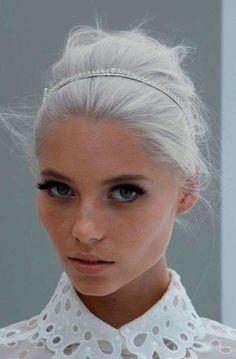 Colore capelli grigi  (Foto 23/41)   PourFemme