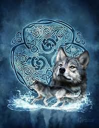 celtic wolf code - Buscar con Google