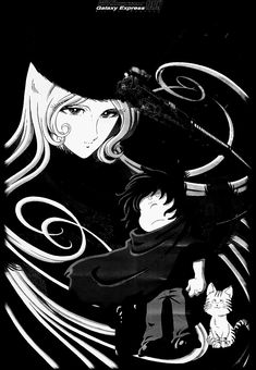 Galaxy Express, Universe, Manga, Anime, Manga Anime, Cosmos, Manga Comics, Cartoon Movies, Anime Music
