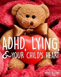 Today, we're tackling a very sensitive issue, but one that is prevalent in families with ADHD kids. The issue is that of telling lies.