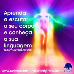 Aprenda a escutar o seu corpo e conheça a sua linguagem
