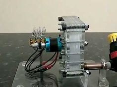 Tesla Free Electricity, How to Build a Generator That Will Power My Home - Steam driven Tesla Turbine. Nikola Tesla, Renewable Energy, Solar Energy, Tesla Generator, Tesla Free Energy, Alternative Energie, Wind Power, Do It Yourself Home, Survival Prepping