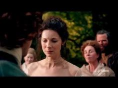 Inside the World of Outlander Episode #107: THE WEDDING with Executive Producer, Ronald D. Moore, details regarding Claire's Wedding Dress featuring Costume Designer Terry Dresbach and the filming of the episode.