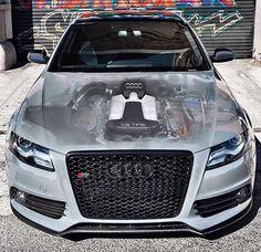 Audi A4 B7, Audi Rs, Lamborghini Veneno, Bugatti Veyron, Amazing Cars, Car Ins, Fast Cars, Corvette, Hot Wheels