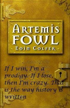 how to crack the artemis fowl code