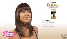 Freetress Equal Synthetic Wig Hera 6