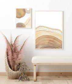 Wal Art, Cactus Wall Art, Idee Diy, Woodland Nursery Decor, Canvas Art Prints, Decoration, Printable Wall Art, Boho Decor, Wall Art Decor